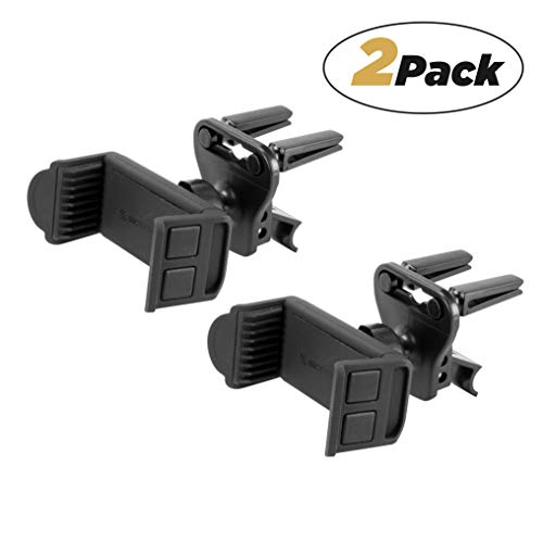 Scosche HVM2-2PKBP0 VentMOUNT Universal Vent Smartphone/GPS Mount for The Car (2 Pack)