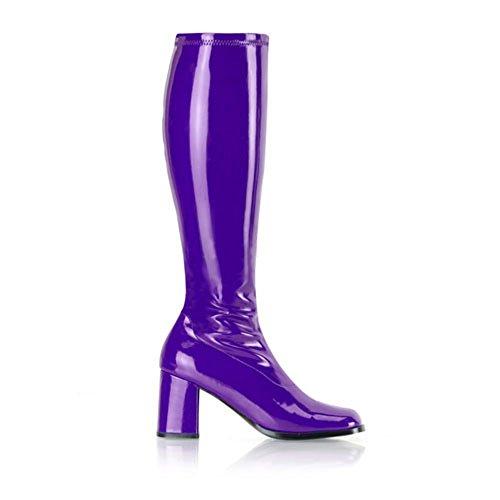 Heels-Perfect - Zapatos de vestir de material sintético para mujer Violeta violeta Violeta - violeta