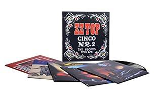 Cinco No. 2: The Second Five LPs [5 LP]