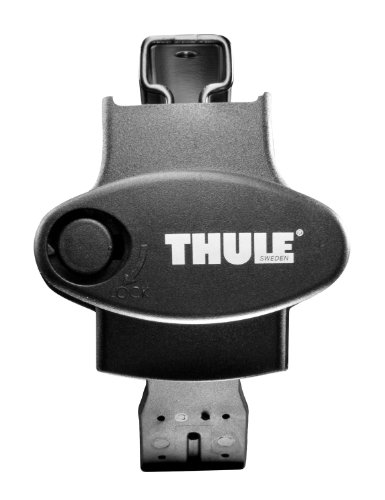 (Thule 450R Crossroad Railing Roof Rack Foot Pack (Set of 4))