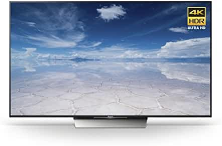 Sony XBR55X850D 55-Inch 4K Ultra HD Smart TV (2016 model)