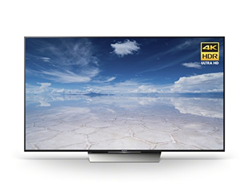 Sony XBR65X850D 65-Inch 4K Ultra HD Smart TV (2016 model)