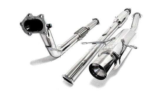 06 wrx exhaust kit - 1