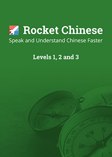 Learn Chinese - Rocket Chinese Level 1, 2 & 3 Bundle. The best value Chinese course to learn, speak and understand Chinese fast. Over 360 hours of Chinese lessons for Mac, PC, Android & iOS (3 items)