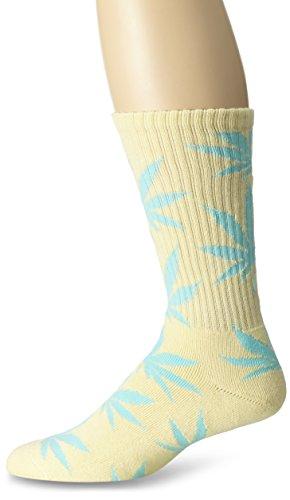 huf-mens-plantlife-crew-sock-natural-aqua-one-size