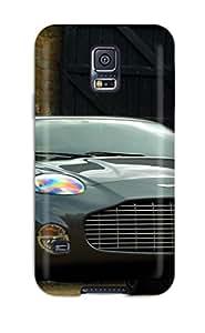 High Quality Shock Absorbing Case For Galaxy S5-aston Martin Zagato 34
