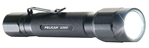 Pelican LED 375 Lumens Industrial Black Handheld Flashlight