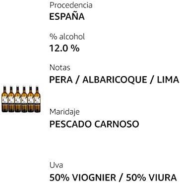 Ochoa Vino Blanco - 6 Paquetes de 750 ml - Total: 4500 ml