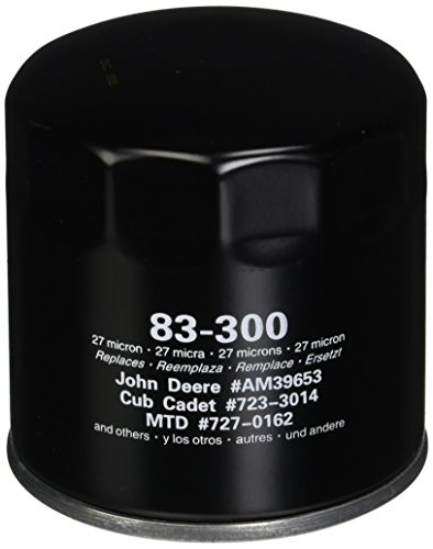 Oregon 83-300 Transmission Lawn Mower Oil Filters