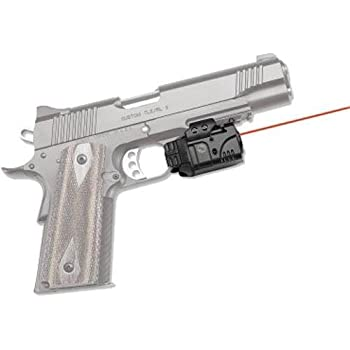 Crimson Trace CMR-205 Rail Master Pro Universal Red Laser Sight & Tactical Light
