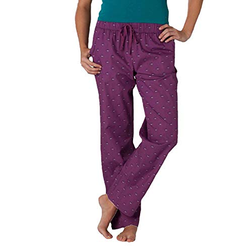 (Southern Tide Womens Skipjack Print Lounge Pants (Wood Violet, Large))