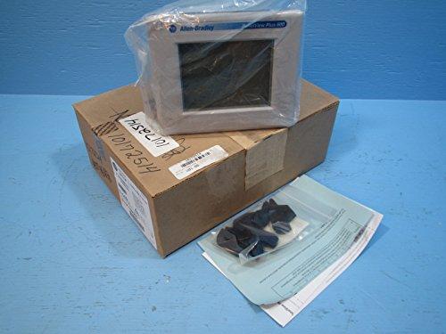 (Allen Bradley 2711P-T6M20D PanelViewPlus Mono Touch Display)