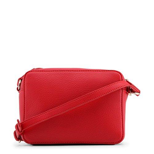 Bolsa Color Pvp Bolso Versace Plástico Diseñador 00 Rojo Cruzan Crossbody Mujeres 168 £ Jeans Genuino De De Del qwttH0r6