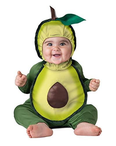 InCharacter Baby Avocuddles Infant Avocado Costume, 0-6 Months (0-6 Months) Green