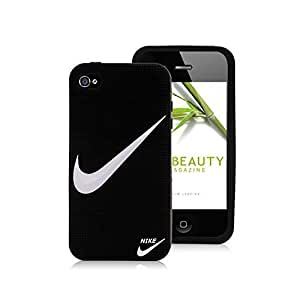 "Nike Logo Silicone Case Cover For Iphone 6 Cover - ""Just Do It"" hjbrhga1544"