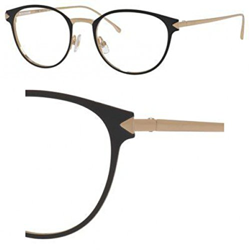 Eyeglasses Fendi 167 0F0G Black Gold