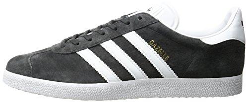 Adidas gold Homme Basses Heather Grey Gazelle metallic Dark Gris white r4rpvwqx