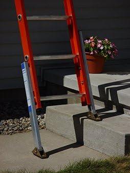 level-eze Auto escalera nivelador con giratorio pies: Amazon.es: Bricolaje y herramientas