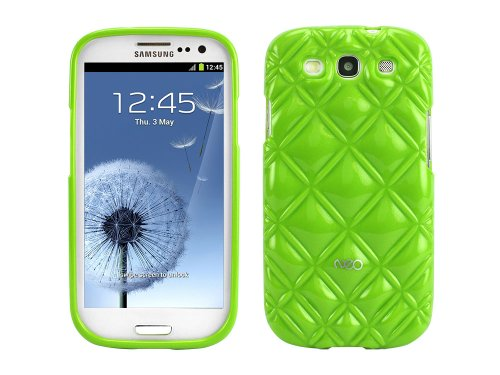 Cellet Neo Royal Case for Samsung Galaxy S3 - Lime Green