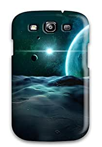 New Style 2613926K46719993 Snap-on Near Planet Case Cover Skin Compatible With Galaxy S3