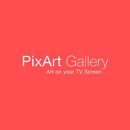 PixArt Gallery - Flowers Fractals Art