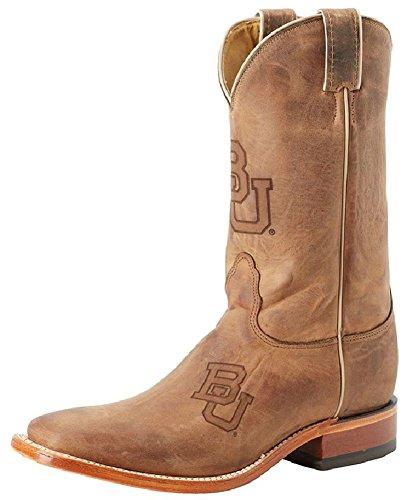 BU Men's Tan Nocona Boots Boot T7BqEwa