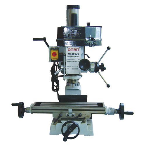 OTMT Belt Drive Mill/Drill Machine - Model: OT25020