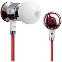 Monster Beats by Dr. Dre ibeats – Auriculares in-ear con ajuste de volumen Auriculares in-ear (Bulk) (no incluye Retail Packaging)