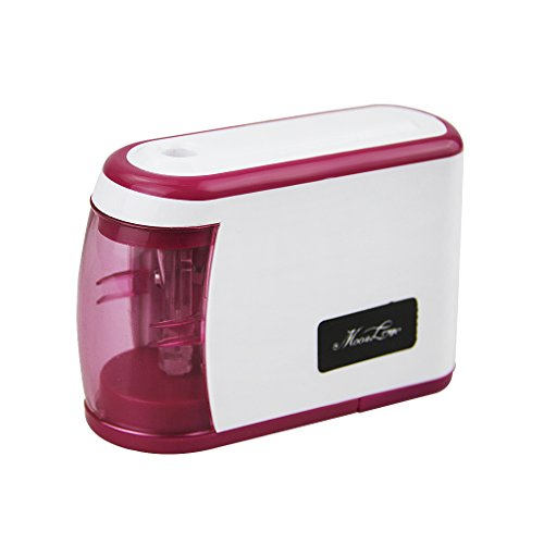 Electric Pencil Sharpener Cordless, Battery Operated, Art...