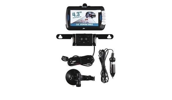 Peak PKC0BU4 Wireless 4.3-Inch Digital Wireless Back-Up Camera