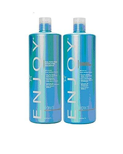 Enjoy Color Holding Hydrating Shampoo and Conditioner Duo (33.8) by Enjoy
