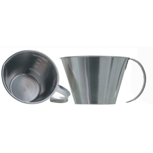metal 2 cup measuring cup - 6