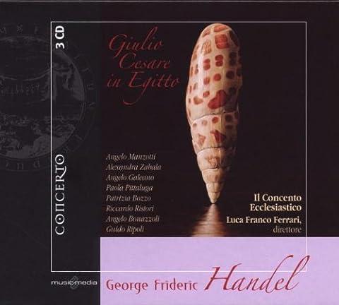 Giulio Cesare in Egitto by Il Concento Ecclesiastico/Ferrari Luca Franco (0100-01-01? - Giulio Ferrari