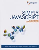 Simply JavaScript Front Cover