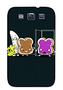 New Cheating Tpu Skin Case Compatible With Galaxy S3/ Perfect Design