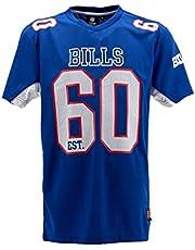 Majestic Athletic Buffalo Bills NFL Moro Poly Mesh Jersey T-shirt T-shirt