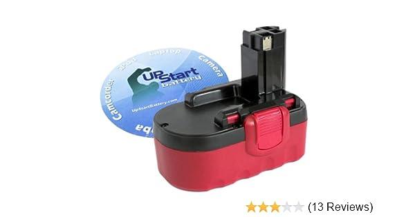 psr 18ve-2 O-pack 18v NiMH//3000mah//18v Batterie pour Bosch GST 18v