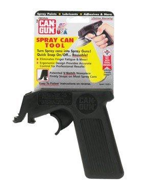 SafeWorld International 116504-12 The Original Can Gun Spray Can Tool