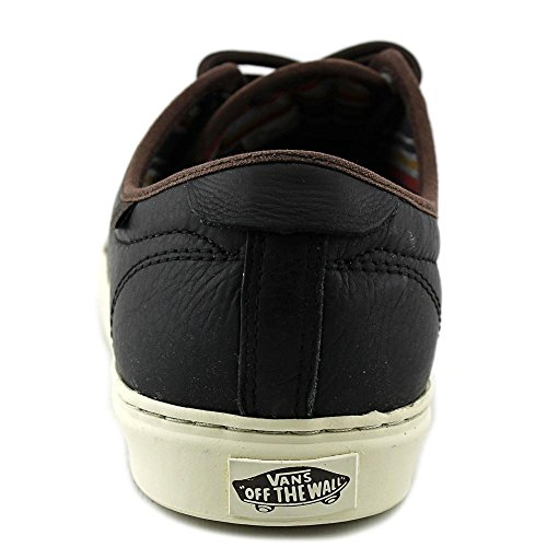 Vans Well Ludlow Antique Brown Worn Sneakers 8EK8wqpTr