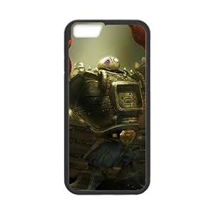 Blitzcrank iPhone 6 4.7 Inch Cell Phone Case Black DIY Gift pxf005-3621402