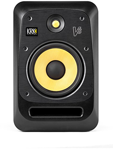Gibson Pro Audio V8S4-NA KRK Studio Monitor, Medium by Gibson Pro Audio