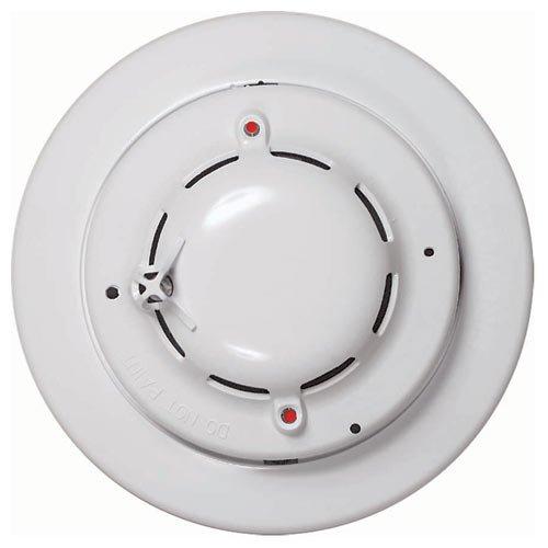 Firewolf Advanced Photoelectric Smoke & Heat Detector, 4-Wire ()