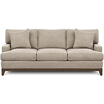 Brilliant Amazon Com Ethan Allen Bennett Roll Arm Sofa 86 Sofa Creativecarmelina Interior Chair Design Creativecarmelinacom