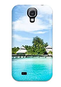 Tough Galaxy XczWXrI2916QIvXc Case Cover/ Case For Galaxy S4(maldives Holidays )
