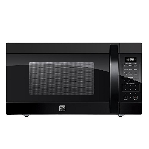 Kenmore Elite 2.2 cu. ft. Counter Top Microwave Oven w/ Inverter - Black 79399