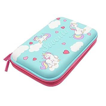 Amazon.com : | Pencil Cases | Cake Pencil case Unicorn kalem ...