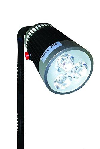 Super Nova LED Machine Lamp (Black)