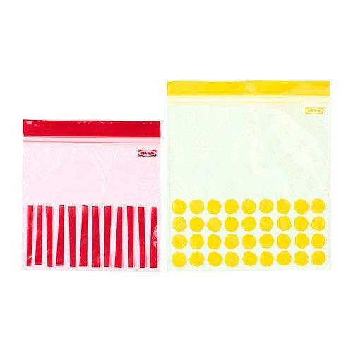 IKEA イケア ISTADプラスチック袋(50 ピース) (801.774.10)