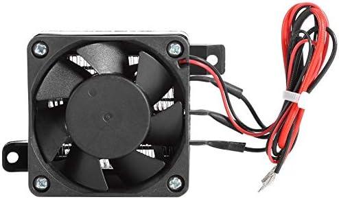 Calentador de coches - PTC del ventilador gira temperatura del ...