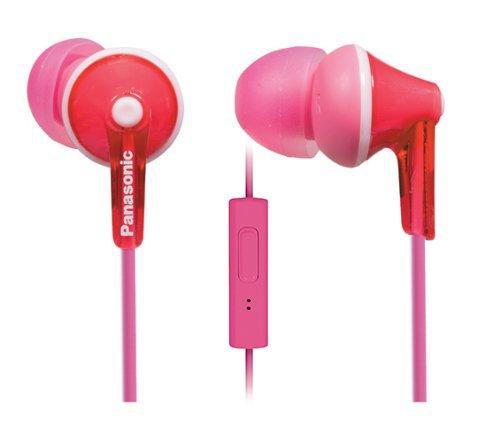 Panasonic ErgoFit Headphones Controller RP TCM125 P